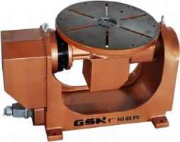 GSK Biaxial Welding Positioner