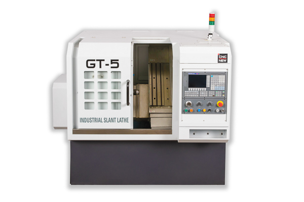 "GT-5 Gang Tool Lathe with 1"" Spindle Bore"