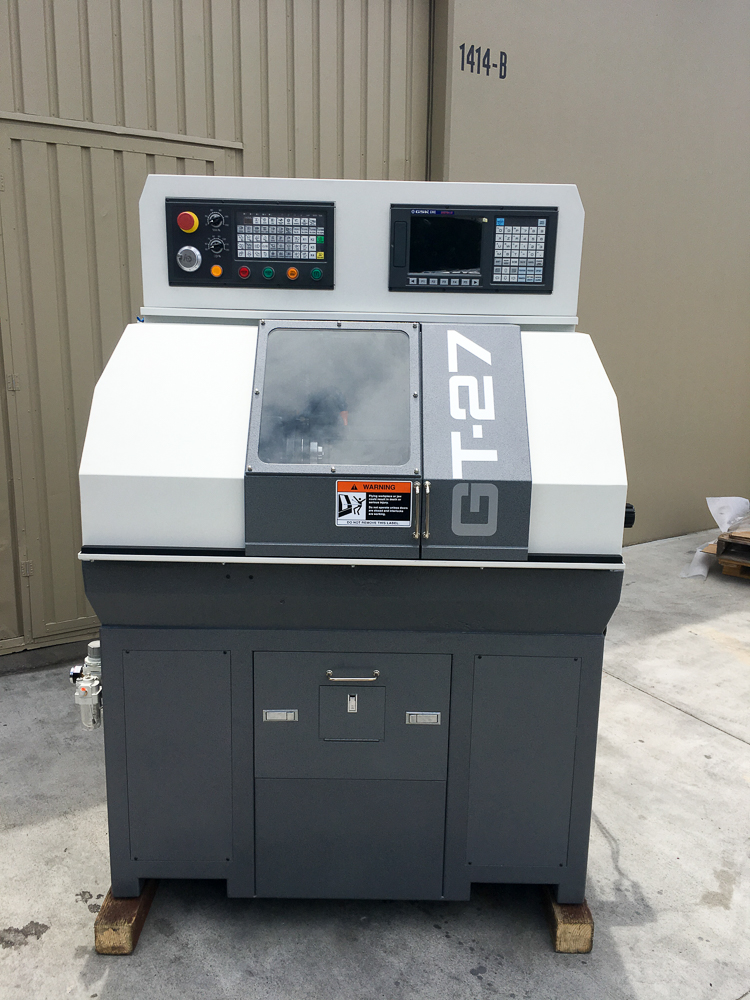 GT-27 with GSK 980TDi CNC Control