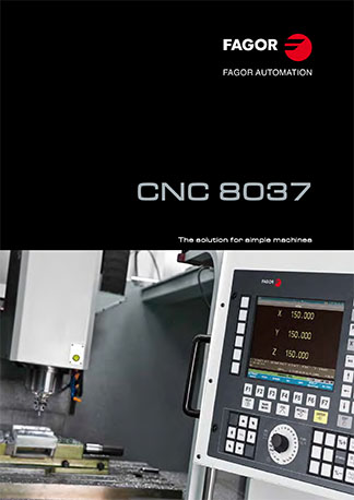 Fagor 8037TS Replacement CNC