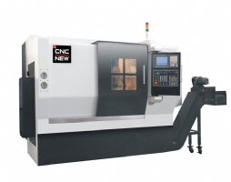 SL-7 Slant Turning Center with GSK 980TDi