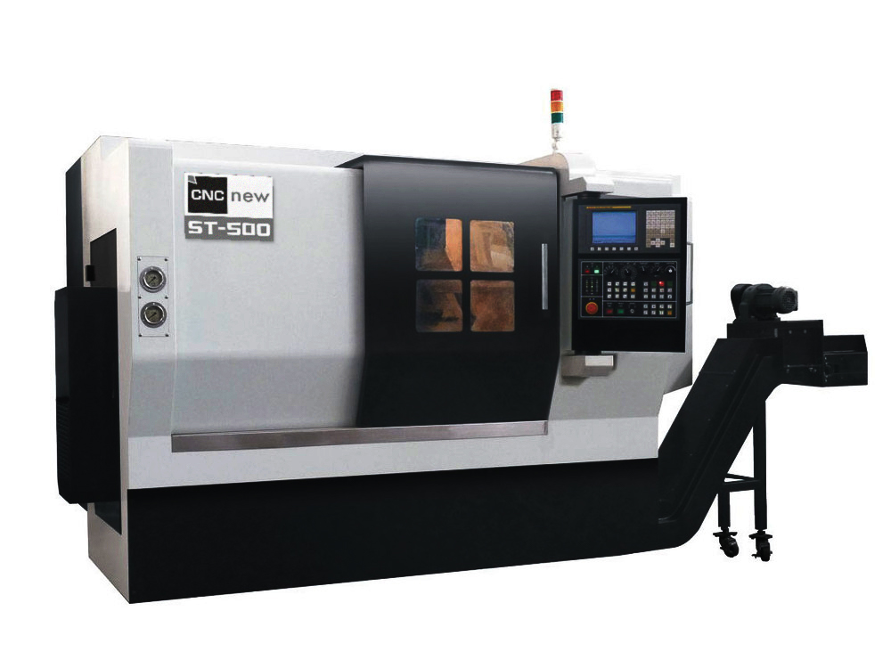 SL-10 Slant Turning Center with GSK 980TDi