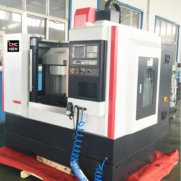 Single Spindle Power Tool Turret Models VMC-1 Machining