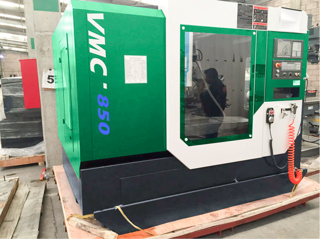 VMC-2 Machining Center: Custom order CNC Machining Centers with 4-Axis  Selection of GSK CNC Controls & Spindle RPM,Tool Holders