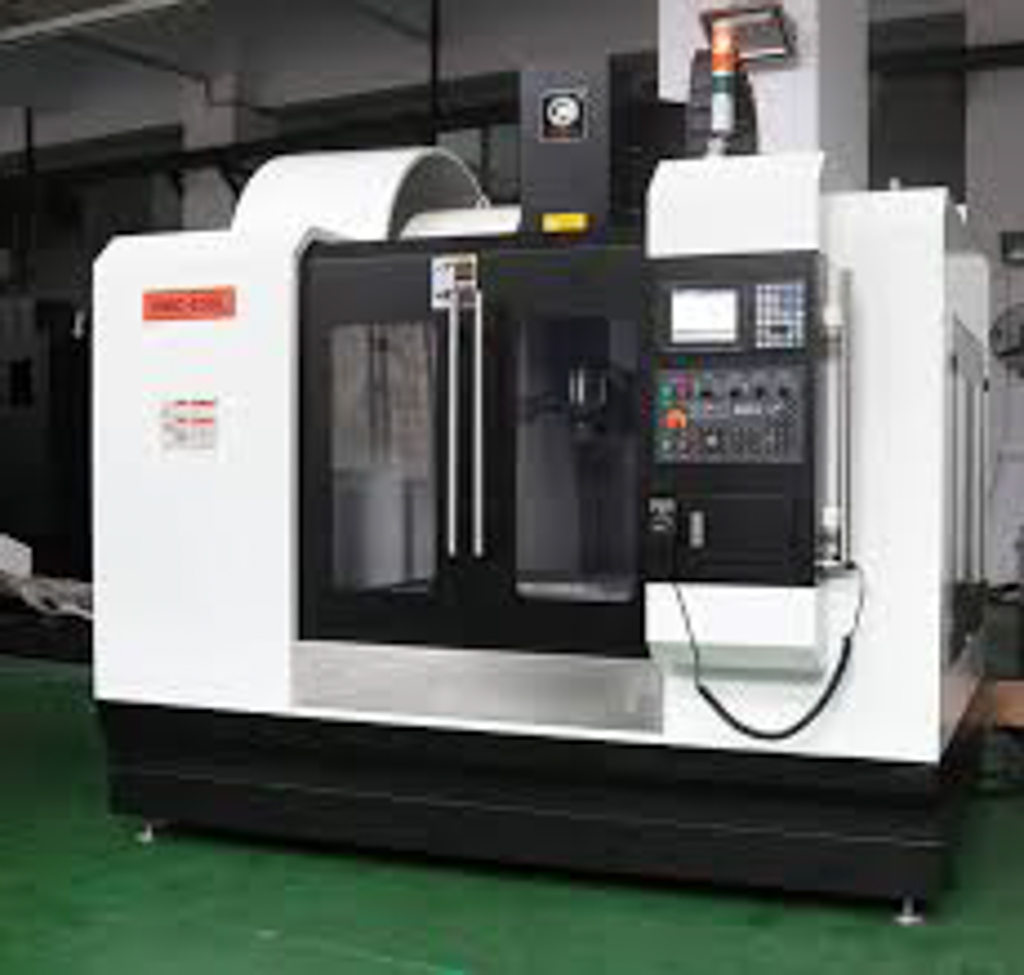 VM-3 Machining Centers 4-Axis