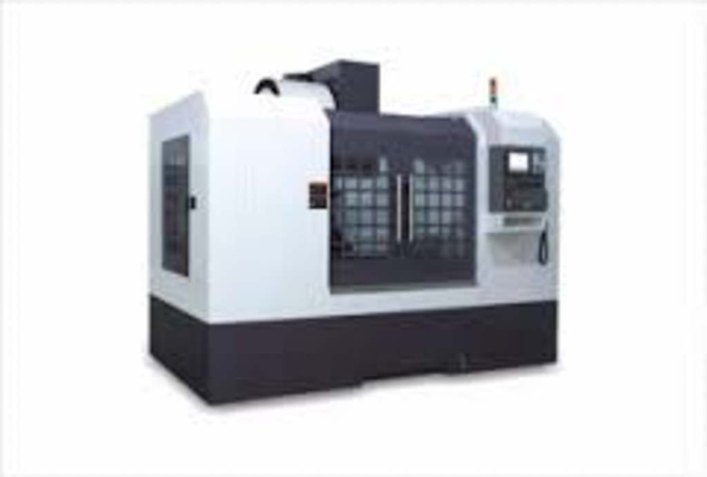 VM-2 Machining Centers 4-Axis